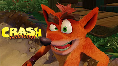 Crash Bandicoot comes to the Android platform
