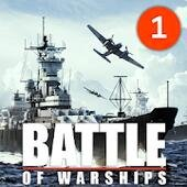 Battle of Warships MOD much money