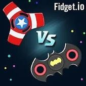 Fidget Spinner .io Game MOD a lot of coins