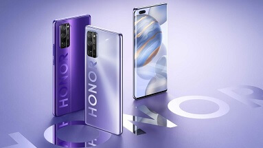 Announcement of the flagships of Honor 30 Pro and Honor 30 Pro+