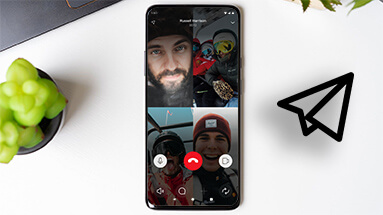 "Telegram will receive a new feature ""video calls"""