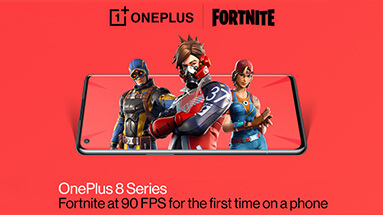 OnePlus conquers new heights, on the flagships of the company it will be possible to play Fortnite at 90 fps